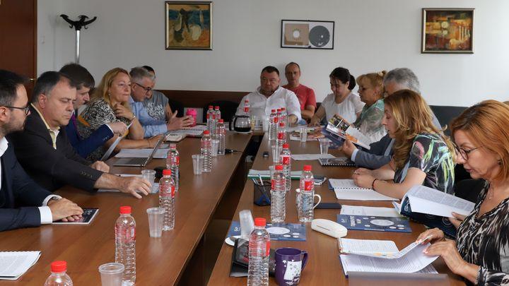 Ръководството на БНР присъства на заседанието на СЕМ, на което бе приет шестмесечният отчет на БНР.