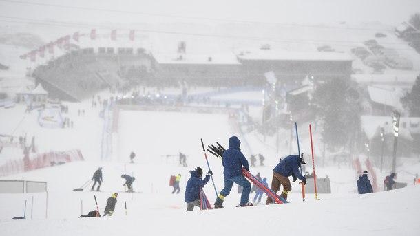 Отмениха последните стартове за сезона на алпийците
