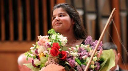 Кристина Георгиева - Млад музикант на 2016 година