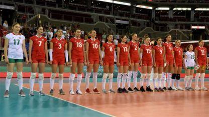 Националките ще играят в група в Анкара.