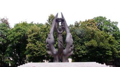 Паметникът на Съединението в Пловдив