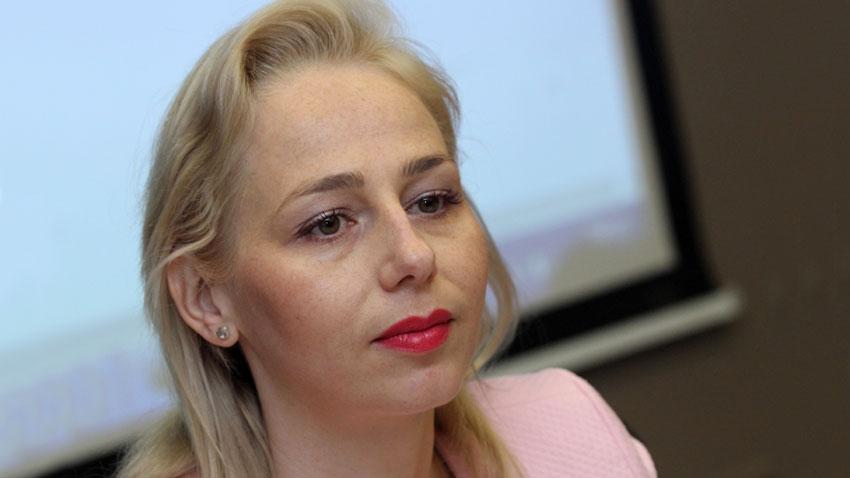 Офелия Кънева, председател на Държавната агенция за закрила на детето