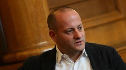MEP Radan Kanev