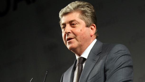 Бившият президент Георги Първанов