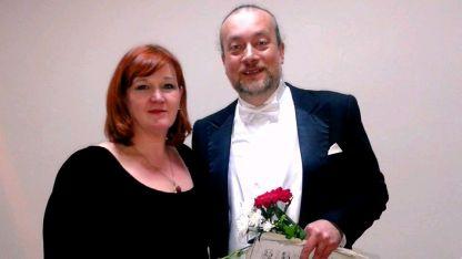 Мариана Цветкова и Пламен Бейков