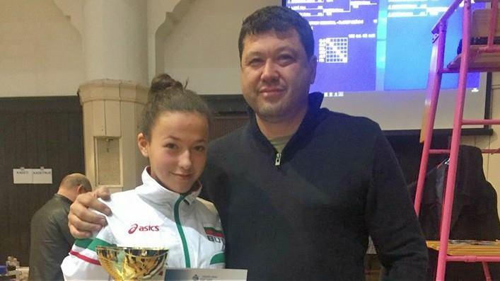 Младен Младенов (вдясно)