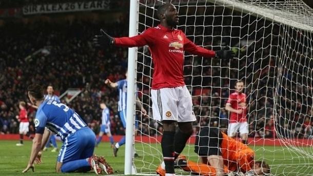 """""""Манчестър Юнайтед"""" на полуфинал за Купата на Англия"""