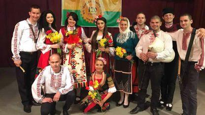 Галя Петрова-Киркова и студенти от АМТИИ