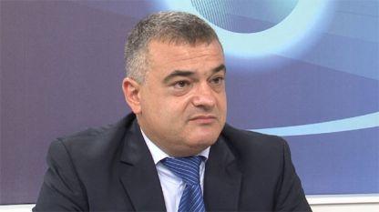 Лъчезар Динев от Българо-китайската търговско-промишлена палата