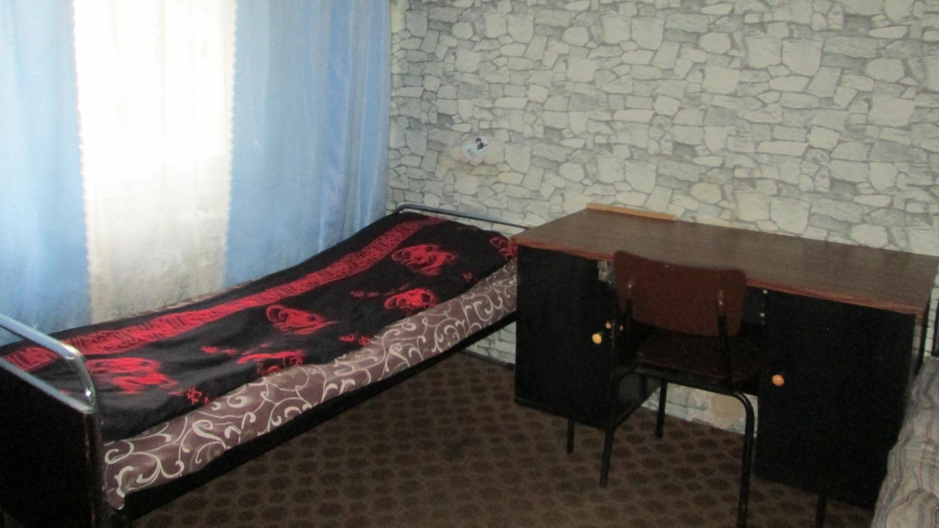 Една от стаите в Градското ученическо общежитие. Снимка: Радио ВИДИН