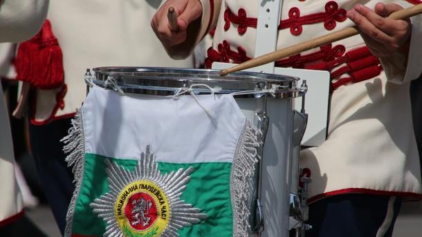 Военни духови оркестри