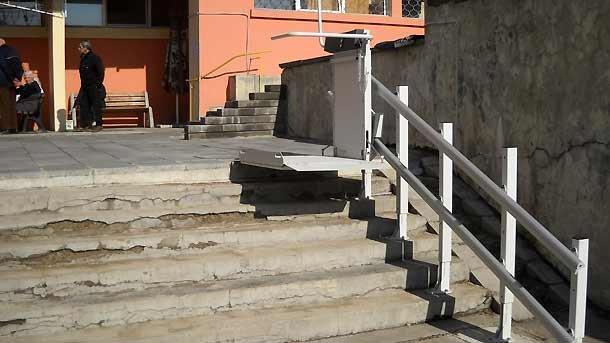 България има системен проблем с осигуряването на градска среда, която