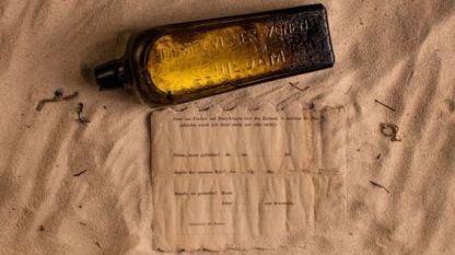 Експерти потвърдиха, че бутилката е хвърлена като част от германски океанографски експеримент през 1886 г.
