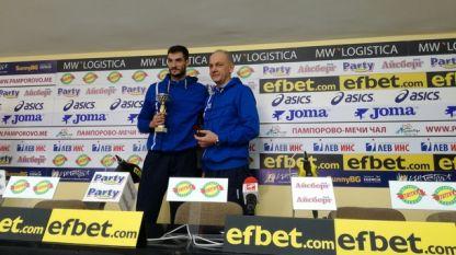 Отборът на треньора Даниел Пеев ще има труден съперник в Европа