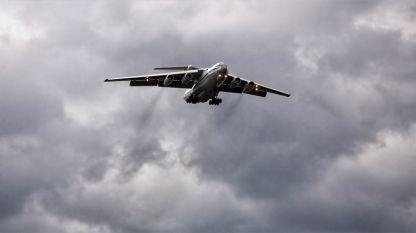 Руски самолет ИЛ-76