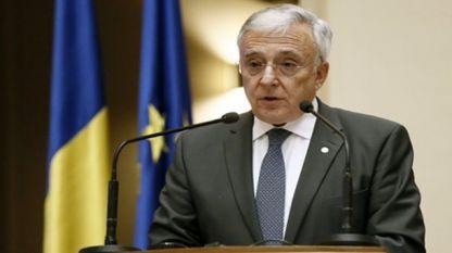 Мугур Исърексу от Румънската централна банка