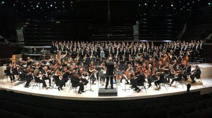 Участниците в Тържествения концерт на 6 декември 2017 г.