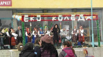 Еко Коледа - Мезек