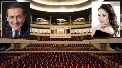 Изпълненията на Соня Йончева и Людмил Ангелов ще бъдат акцент в концерта