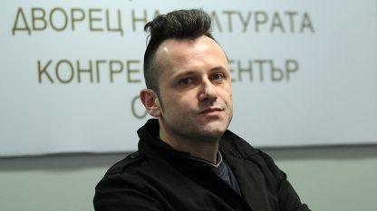 Режисьорът Явор Гърдев