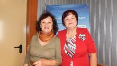 Райна Таскова- вдясно