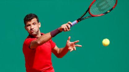 Григор Димитров за пореден път не успя да спечели титла от турнир от АТР