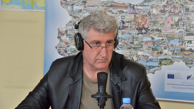 Румен Антов, председател на Общински съвет- Враца