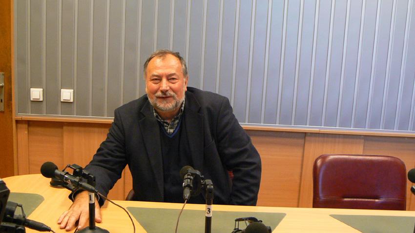 Доц. д-р Ангел Янков, директор на РЕМ, Пловдив