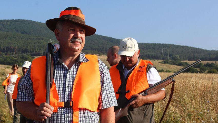 Григор Гогов, изпълнителeн директор на Националната агенция по горите