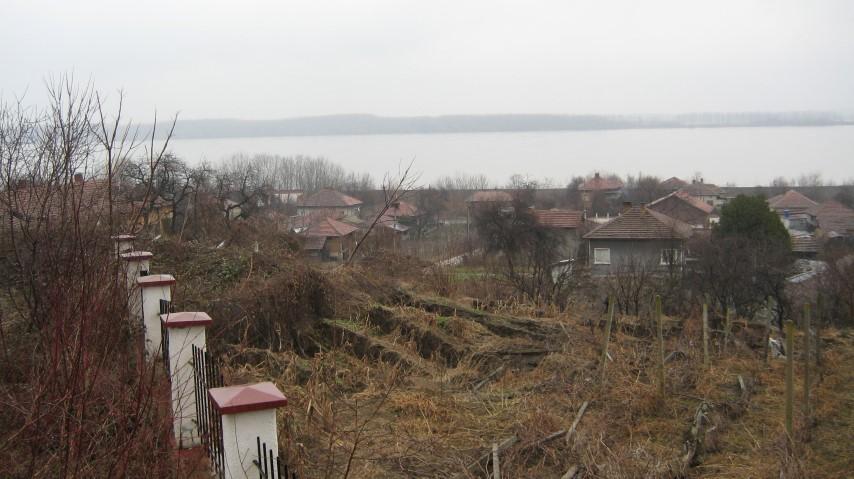 Свлачище при село Ц. Симеоново