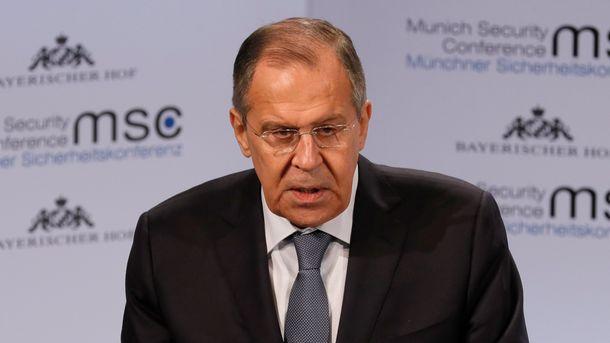 """Руският външен министър Сергей Лавров нарече """"брътвежи"""" обвиненията срещу Русия"""