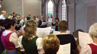 Концерт на хор