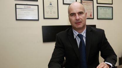 Председателят на Камарата на частните съдебни изпълнители Георги Дичев