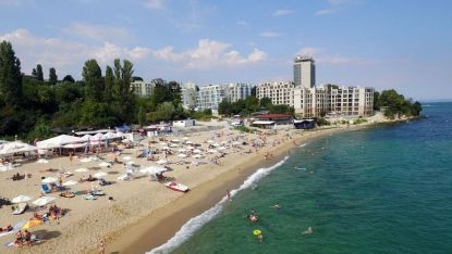 плаж Кабакум, Варна