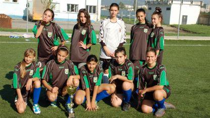 Момичетата на Чавдар Бяла Слатина победиха в турнира с пълен актив от 9 точки и пет победи