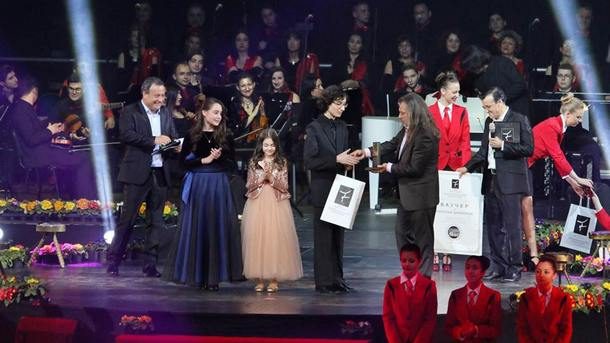 """Преслава ще бъде наградена от фондация """"Енчо Керязов"""""""