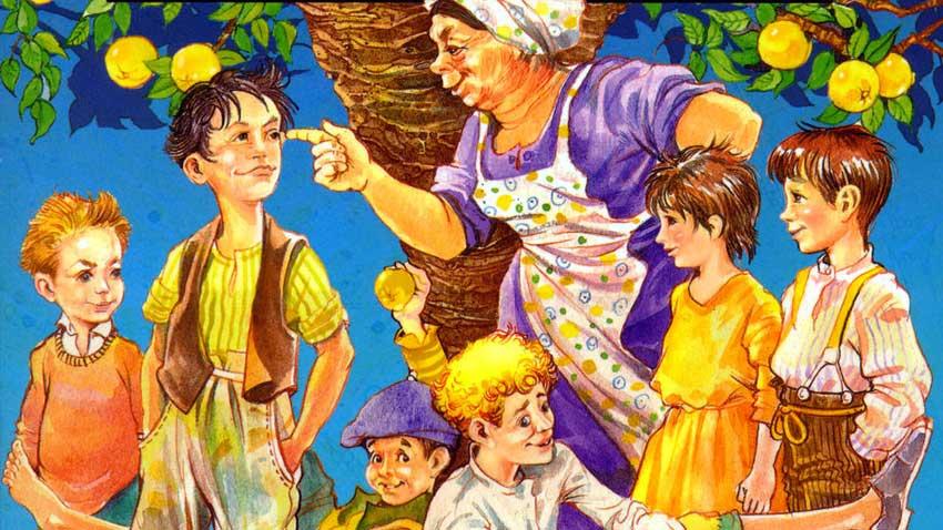 """Част от корицата на книгата """"Патиланско царство"""" от Ран Босилек"""
