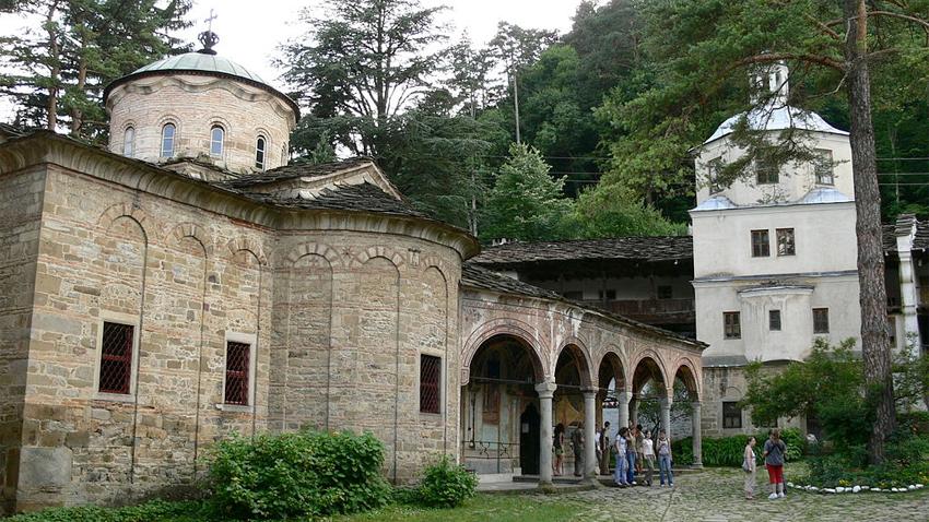 Тројански манастир