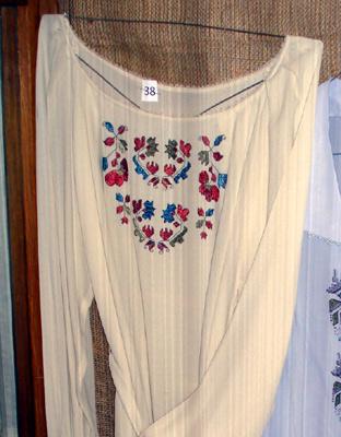 200-летняя вышивка из Кюстендила