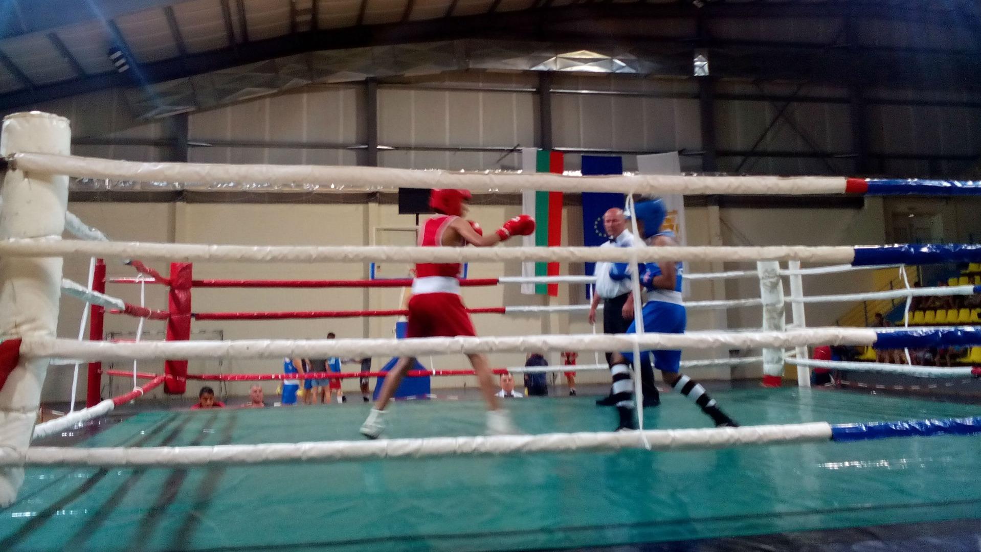 Държавно първенство по бокс за юноши в Благоевград