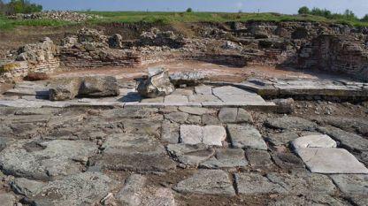 Римският град Деултум