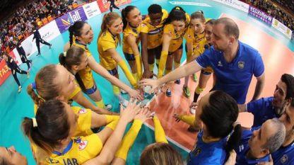 """Волейболистките на """"Марица"""" приближават четвърта поредна титла"""