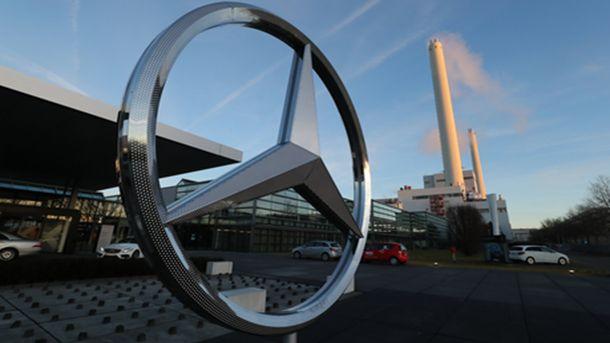 Германският автомобилен гигант Daimler AG може би също е използвал