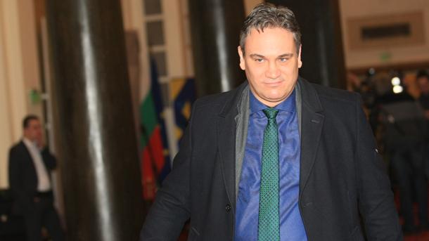 Пламен Георгиев - председател на Комисията за противодействие на корупцията и отнемане на незаконно придобито имущество