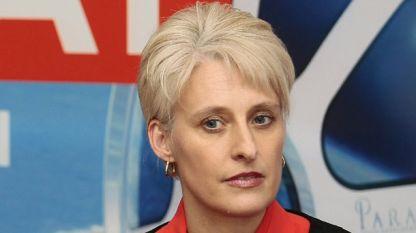 Ема Хопкинс - посланик на Великобритания в България