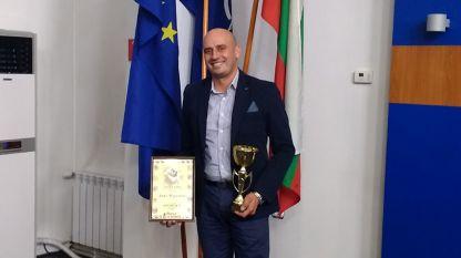 Димо Йорданов от Варна – пчелар номер едно за 2017 г.