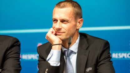 Дали президентът на УЕФА Чеферин вече е взел решение за Евро 2020?