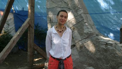 """Доц. Мария Шнитер, ръководител на катедра """"Етнология"""" в ПУ """"П. Хилендарски"""""""