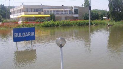 През 2006 година река Дунав заля крайбрежния парк в Лом