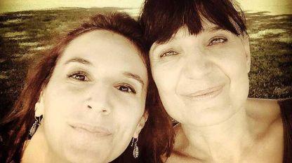 """Това са майка и дъщеря. Нашата колежка от програма """"Хоризонт"""" – Светлана Дичева (вдясно) и нейната дъщеря – пианистката Надежда Христова."""